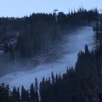 SNOW MAKINGOPEING DAYS
