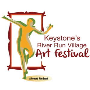 KEYSTONE'S RIVER RUN VILLAGE ART FESTIVAL