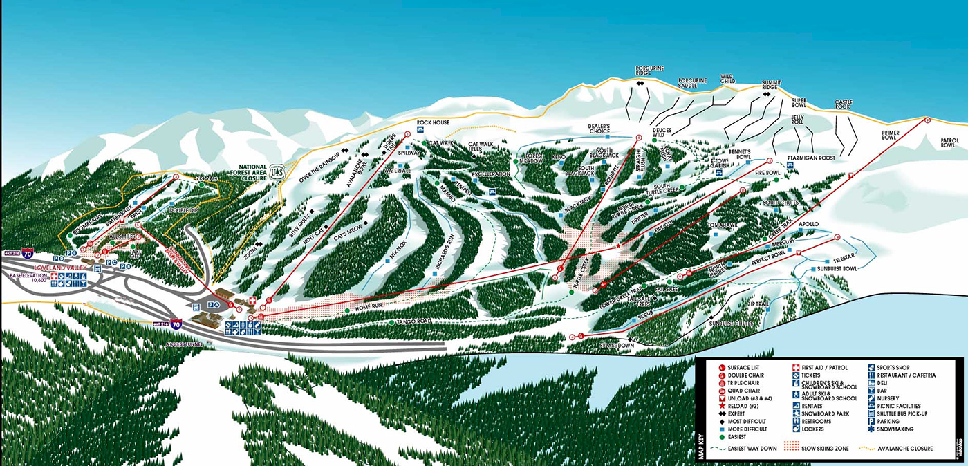 Vermont Family Ski Resorts